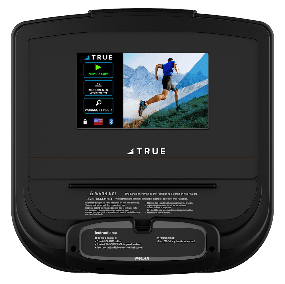 TRUE Envision 9 Console Display